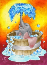 <h5>Dumbo Bubble Bath</h5>