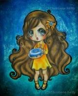 <h5>Donut girl</h5>